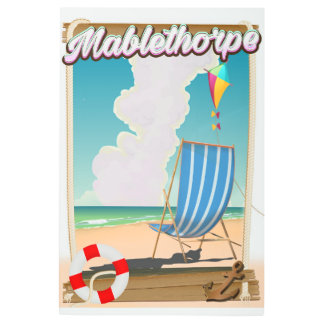 Mablethorpe Holiday poster