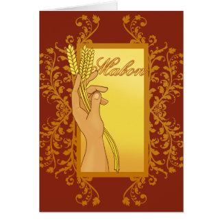 Mabon Card