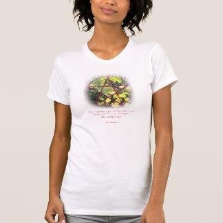 Mabon Pentacle Autumn Equinox T-Shirt