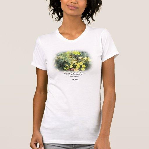 Mabon* salvaje camisetas