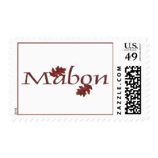 Mabon - sello del equinoccio del otoño