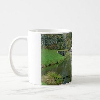 Mabry Mill, Blue Ridge Parkway Coffee Mugs