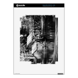 Mabry Mill Decal For The iPad 2