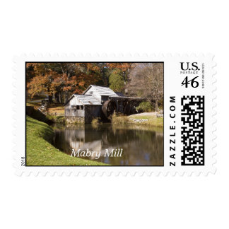 Mabry Mill Postage Stamps