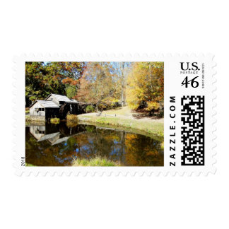 Mabry Mill Postage Stamp