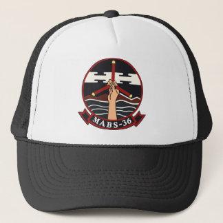 MABS-36 TRUCKER HAT