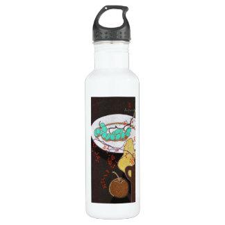 Mabuchi Fruits classic japanese still life vintage 24oz Water Bottle