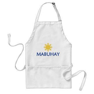 Mabuhay Apron