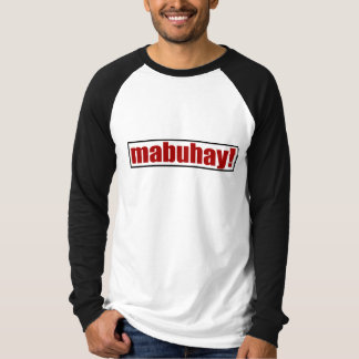 Mabuhay - Flips Rule! (red) T-Shirt