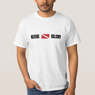 Mabul Island Diving T-Shirt