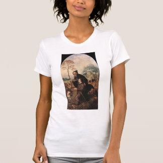 Mabuse- St Anthony con un donante Camiseta