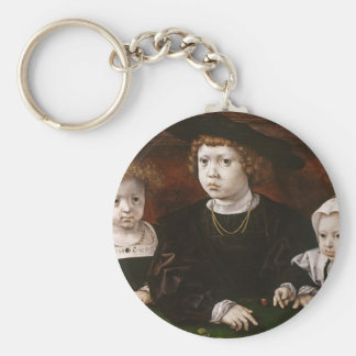 Mabuse- The children of King Christian II Keychains