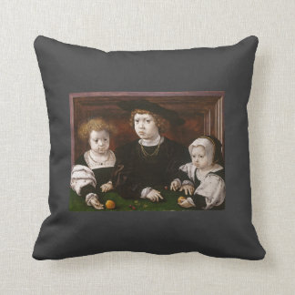 Mabuse- The children of King Christian II Pillows