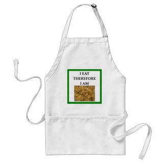 mac and cheese adult apron