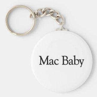 Mac Baby Keychain