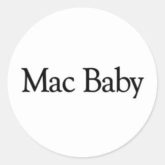 Mac Baby Sticker