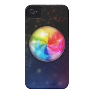 Mac Beachball iPhone 4 Case-Mate Case