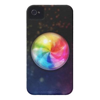 Mac Beachball iPhone 4 Cover