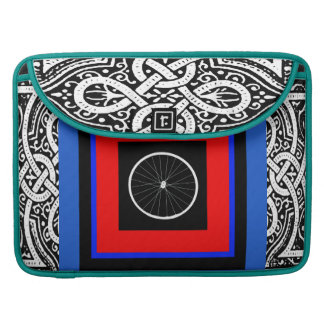 MAC BICYCLE SLEEVE = WITH THE WHEEL SLEEVES FOR MacBooks