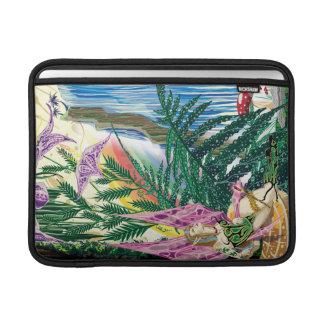 "Mac Book Air Miranda By The Waterfall 13"" Rickshaw MacBook Air Sleeve"