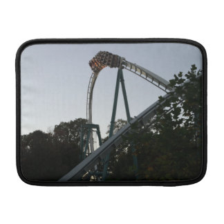 Mac Book Air Roller Coaster Sleeve - Busch Gardens