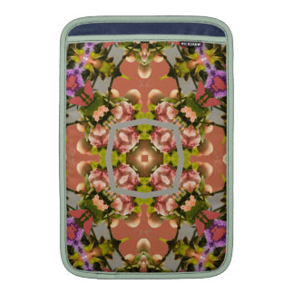 Mac Book Air Sleeve 11 inch  Kaleidoscope Collecti Sleeves For MacBook Air