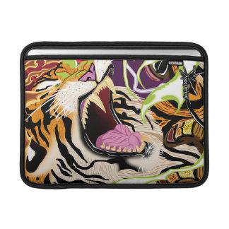 "Mac Book Air Tiger 13"" Rickshaw Sleeve"