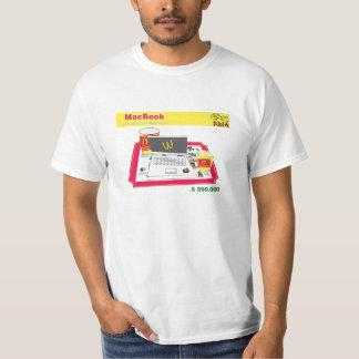 Mac Book T Shirts