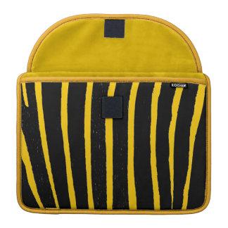 Mac Book Zebra Cover ,You can change zebra colors. MacBook Pro Sleeve