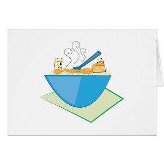Mac & Cheese Card