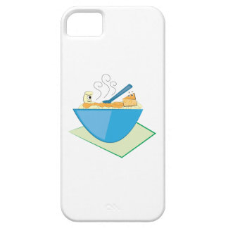 Mac Cheese iPhone 5/5S Covers