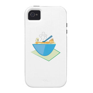 Mac & Cheese Vibe iPhone 4 Cases