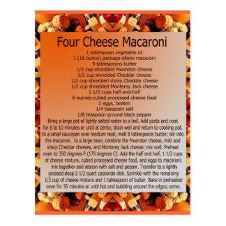 mac del queso 4 postales