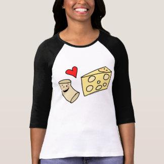 Mac Hearts Cheese, Yummy Macaroni + Cheese Shirt
