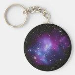 MAC J0717 del racimo de la galaxia Llaveros