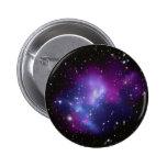 MAC J0717 del racimo de la galaxia Pin Redondo 5 Cm