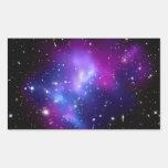 MAC J0717 (telescopio del racimo de la galaxia de  Rectangular Altavoces