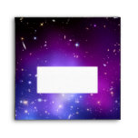 MAC J0717 (telescopio del racimo de la galaxia de Sobres