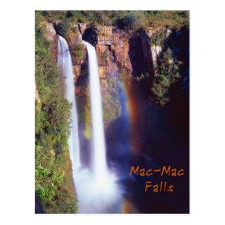 Mac-Mac Falls, South Africa Postcard