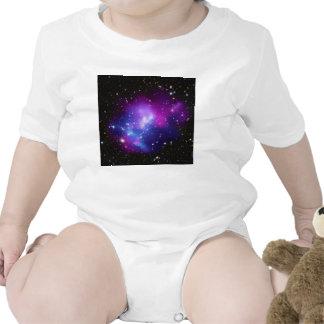 MAC masivos J0717 del racimo de la galaxia Trajes De Bebé
