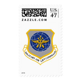 MAC Military Airlift Command Postage
