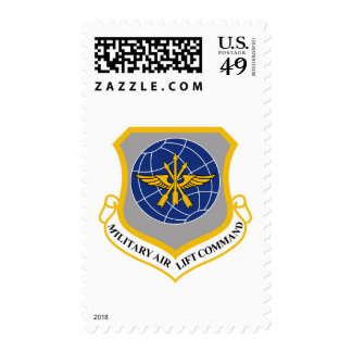 MAC Military Airlift Command Postage Stamps