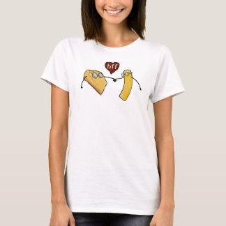 Mac 'n Cheese: Best Friends Forever T-Shirt