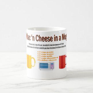 how to make mug mac and cheese
