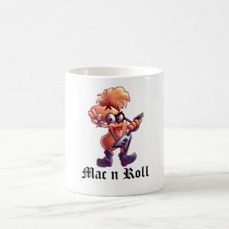 Mac n Roll Coffee Mug