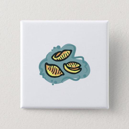 mac shells  n cheese pinback button