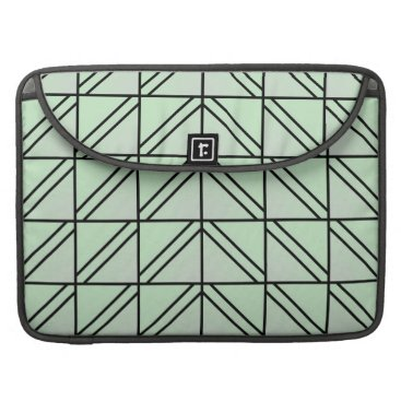 Professional Business Mac sleeve  Mint