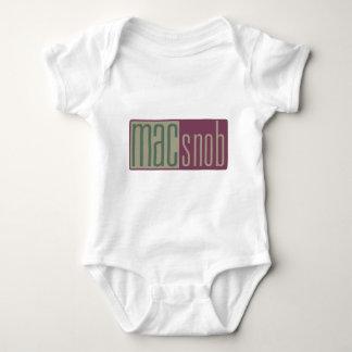 Mac Snob Infant Creeper