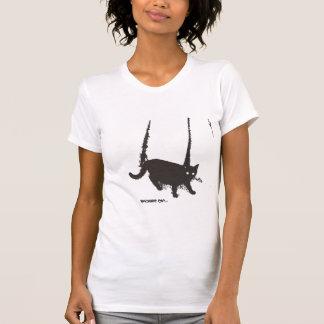 Macabre Cat ~ T-Shirt