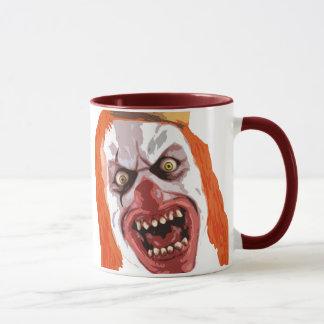 Macabre Clown Mug